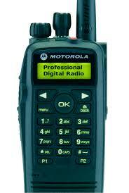 Motorola DP 3601